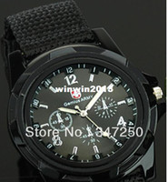 Sport Men's Round New FREE POSTAGE Cool NEW Handsome Smart Rubber&Metal Band Luminous Hands Army Sport Men Wrist Watch Wristwatch Xmas Gift