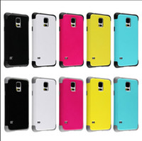 Plastic TPU Shockproof Armor Rugged Hard Case For Samsung Ga...