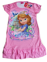 TuTu Summer A-Line Han edition girl dress foreign trade Baby birthday girl dress dress Children dress