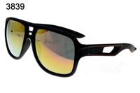 Wholesale 8pcs hot brand new women men Cheap fashion designer sunglasses Cycling eyewear Sports dispatch glasses popular cols