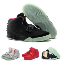 Wholesale HOT Salier Colours Kanye West Yeezy October Men s Basketball Sport Footwear Sneakers Trainers Shoes Size Free Shiping