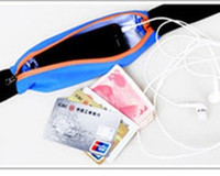 Wholesale Fashion Valuable Useful Outdoor Camping Expedient Waist Bags Cycling Running Portable Fitness Pockets