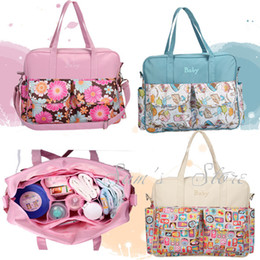 Wholesale Including Brazil Succinct Fashion Diaper Bags Pink Designer Diaper Bags Nappy Bag Maternity bag for baby