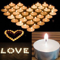 Valentine's Day T1301 Event & Party Supplies free shipping 10pcs lot smokeless colored aluminum heat tealight candles decoration for party Valentine's Day gift selling
