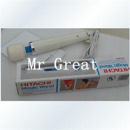 Wholesale Hot massage stick HITACHI Magic Wand Massager electric massage stick Massager From Pricetag