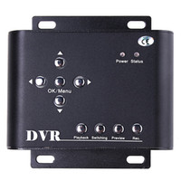 Wholesale 2CH Car Security DVR Mini DVR SD Video Audio CCTV Camera Recorder Dropshipping S109