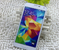 Wholesale S5 Dual Core Android Cell Phone MTK6572W GHZ GB RAM GB ROM With Inch IPS Screen Air Gesture G Phone