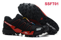 Football Men Summer 2014 New Salomon S-LAB FELLCROSS 2 Shoes Low Running Racers Shoes Cool Sneakers Top Quality Running Shoes Ultra Lightweight Walking Shoes