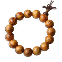 Wholesale Solid wood beads bracelets Bracelet amulet grapefruit peace auspicious ornaments bead bracelet stall