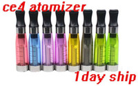 e cig wicks - E Cig Ce4 Atomiser Ego CE4 Atomizer E Cig Clearomizer Ce4 Clearomiser With Long Wick ml Suit For All Ego t Ego w Battery E cigarettes