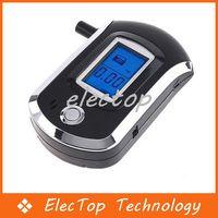 Wholesale Mini Digital LCD Breathalyzer Alcohol Breath Tester