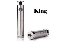 Electronic Cigarette Battery  Bagua Chiyou King Nemesis TVS Caravela KTS Full Mechanical Mod E Cigarette Vape Mod E Cig 18650 18350 Clone Chi you Maraxus DHL Free