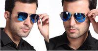 Hot Sale 2014 New Fashion coating sunglass Frog Mirror Sungl...