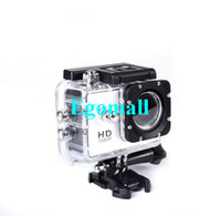 Wholesale Waterproof Sport DV Camera SJ4000 HD DV Novatek P fps MegaPixels H Inch Outdoor Home Security HD DV CAR DVR H2159