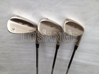 Wholesale Vokey SM5 Golf Wedges With Steel Shafts Golf Clubs Set