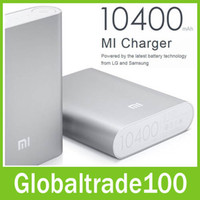 Wholesale Xiaomi Power Bank mAh Battery Charger For Mobile Phone Tablet PC iPad iPhone S3 S4 S5
