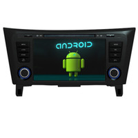Wholesale Factory Nissan X Trail Qashqai Android car dvd player
