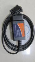 ELM 327 COM ELM327 RS232 Scanner OBD ELM 327 RS232 ELM327 BL...