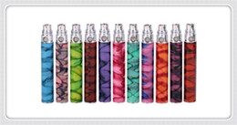 Wholesale Top Quality Marble texture pattern design Battery capacity for EGO D series battery electronic Cigarette battery mah mah mah
