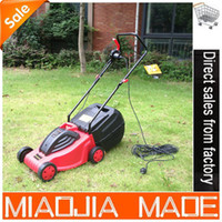 Wholesale for DHL for a electric lawn machines W lawn mower villa weeding lawn mower garden machinery