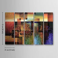 One Panel Oil Painting Abstract large wall art Hand Painted Oil Paintings modern abstract art oil painting without frame