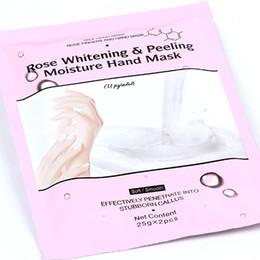 Wholesale Moisturizing Gel Gloves Milk Hand Mask Hand Care Soften Skin Whiten Moisturizing Moisturize Repair Spa Gel Gloves And Socks