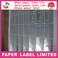 Wholesale 12000 Free design secure genuine custom D hologram sticker