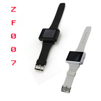 Wholesale Newest Arrival ZF007 Watch Mobile Phone Wrist Cell Phone Mobile Phone Watch Cheap Low End Watch Cell Phone
