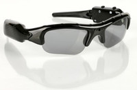 Wholesale Mini DV DVR Sun Glasses with hidden Vedio Camera Recorder Y532