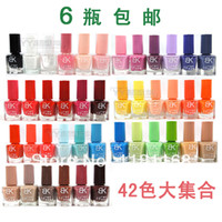 Wholesale Gig sale New arrival cheap nail polish oil gel dry fast colors ML pc