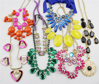 Cheap 2014 New Jewelry Sets Mixed jewelry Statement Necklaces Pendant Necklaces Bracelets Bangle Earrings Rings Bohemian Women Accessory By Weight