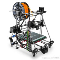other Color USB Wholesale - Newest 3D Printer Self-replicating Machine 3D Print Duplicator DIY KIT for ABS PLA ,Freeshipping