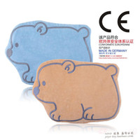 Wholesale Germany imported seeds are Fashy microwave warmer Hand Po Bear shape children