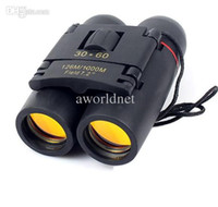 Wholesale Binocular HD LLL night visio High power high definition night vision binoculars cherry