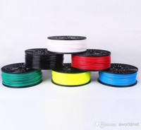 Cheap Wholesale - 3D Printer filament ABS for makerbot 3mm Spool Multicolor