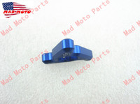 Wholesale 14mm blue CNC Fork Preload Adjusters Honda SUZUKI GSXR B KING SV1000 S TRIUMPH Street Triple R FZ1 R6 R1