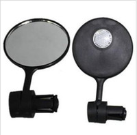 no bike reflectors - New A pair Bicycle rearview mirror bicycle reflector mirror