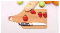ECO Friendly   Plates For Fruit Carbonized Bamboo Cutting Board Factory Direct Bamboo Cutting Boards