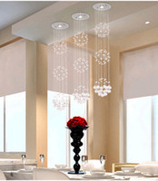 Modern crystal chandelier lighting - Modern crystal chandeliers ceiling Crystal Pendant Lamp living room lights dining room crystal chandelier and pendants crystal drop lights