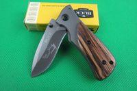 Wholesale Best BUCK X35 mini pocket knife Cr13 blade sog Tactical Folding Blade karambit survival kabar Knife with orginal box