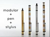 Wholesale New pAirkes olar stylus pens magnet stylus magnetic pens pure silver k gold stylus Arikes polar pens Arikes polar stylus