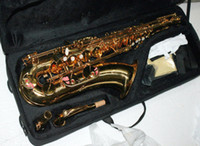 Wholesale New Arrival Advaned YTS Golden Tenor Saxophone With Case