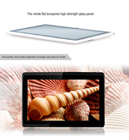 Wholesale Dual Camera A13 Cheap Tablet PC Q88 inch Capacitive Screen Android Camera Wifi GHz