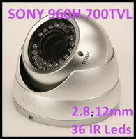 Security CCTV Sony 960H Effio- E 700TVL day and night vandapr...