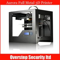 Wholesale Aurora Full Metal D Printer Self replicating Open Source D Maker LCD Screen D Print Z603