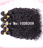 Wholesale discount high quality cheapest super soft most feminine unprocessed virgin luxy hair peruvian natural water wave hair weave