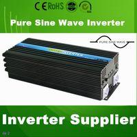 Wholesale Pure Sine Wave Solar Inverter w v v CE SGS IP30 RoHS Approved