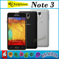 Note 3 Dual Core 1. 3GHZ Android Cell Phone 4G ROM 512MB RAM ...