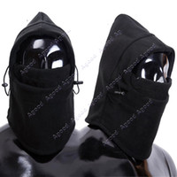 Wholesale Winter Outdoor Skiing men Warm Protecting Neck Hat Knitting Mask Head Cap