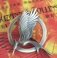 mockingjay - Hunger Game Second Series Mockingjay Unique Popular Metal Brooch